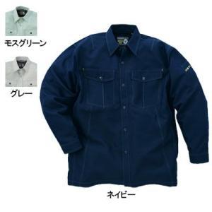 作業服 作業着 桑和(SOWA) 975 長袖シャツ S〜LL|kinsyou-webshop