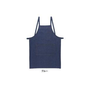 作業着 作業服 桑和 SOWA 10022 デニムエプロン(たすき)フリー(64cm巾×87cm丈) F|kinsyou-webshop
