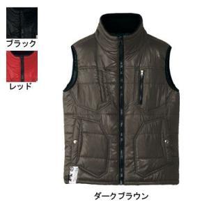 送料無料 防寒着 防寒服 作業着 作業服 桑和 SOWA 2906 防寒ベスト 3L|kinsyou-webshop