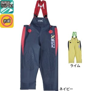 在庫処分セール レインウエア 弘進ゴム G0614AL プロエックスα胸付ズボン S〜4L|kinsyou-webshop