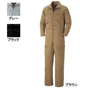 送料無料 作業服 作業着 秋冬用 SOWA 桑和 5100 続服 M〜LL|kinsyou-webshop