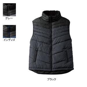 送料無料 防寒着 防寒服 作業服 作業着 秋冬用 SOWA 桑和 43906 防寒ベスト 6L|kinsyou-webshop