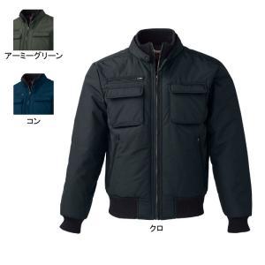 防寒着 防寒服 作業服 作業着 ジーベック 322 防寒ブルゾン M〜5L|kinsyou-webshop