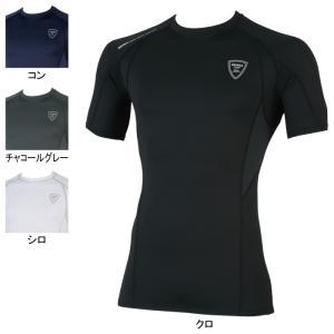 作業服 ジーベック 6611 半袖コンプレッション S〜LL|kinsyou-webshop