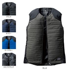 予約販売 作業服 バートル 3214 軽防寒ベスト(ユニセックス) S〜XL|kinsyou-webshop