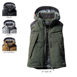 バートル 5274 防寒ベスト(ユニセックス) S〜XL 2020年秋冬新作 作業服 作業着|kinsyou-webshop