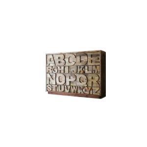 【開梱設置無料】アラジンシリーズ エービーシー ABC アルファベットチェスト 128cm チェスト a-1316-20s kinta