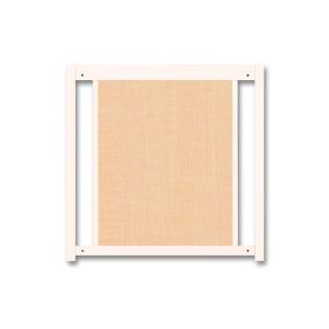 追加パーツ60×60cm 板枠 kintaro-w