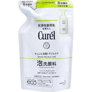 キュレル 皮脂トラブルケア 泡洗顔料 つめかえ...の関連商品3