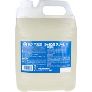 シャボン玉 スノール 液体タイプ 5L