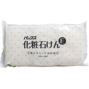 パックス 化粧石けんE 95gX3個入|kintarou