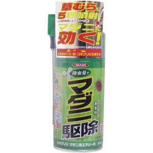 イカリ ムシクリン マダニ用エアゾール 300mL|kintarou
