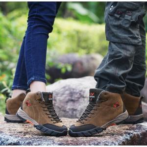 トレッキングシューズ 登山靴 メンズ レディース アウトドアシューズ ハイキング靴 ウォーキング 男女兼用 カップルシューズ アウトドア 遠足靴 thg178-2