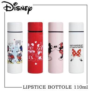 アウトレット ディズニー ミッキー&フレンズ ボトル 110ml ステンレスボトル 小さい水筒|kintouen