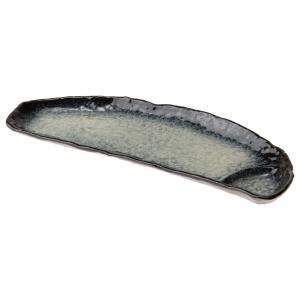 【雲竜仕切り付多用さんま皿】 サイズ:32.5cm×12.5cm×2cm 素材:磁器  電子レンジ:...