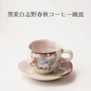 和食器 おしゃれ 碗皿 白志野 春秋 250ml 窯変 日本製 岐阜県 kintouen