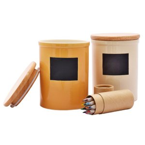 キャニスター 保存容器 砂糖 塩 たっぷりサイズ 書いて消せる トールキャニスター 単品 日本製|kintouen