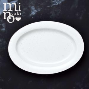 オーバルプレート カレー皿 おしゃれ 楕円 スイング 30cm 電子レンジ・食洗機対応 プロユース 食器 磁器 美濃焼 たたら|kintouen