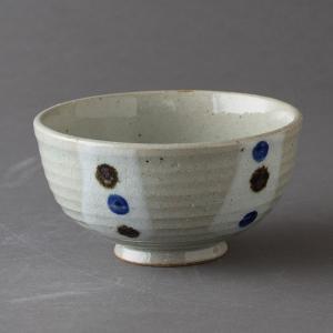 茶碗 陶器 玉紋青飯碗 大 食器 おしゃれ 人気 美濃焼 日本製 kintouen