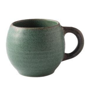 マグカップ 陶器 フォレスト マグ まるマグ 食器 おしゃれ 美濃焼 日本製|kintouen