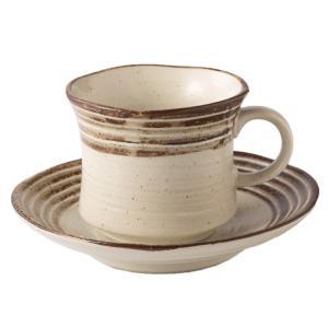 ティーカップ カップ&ソーサー 陶器 ヒカスミ雲 コーヒーカップ ソーサー 食器 おしゃれ 美濃焼 日本製 kintouen