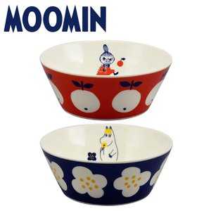 ムーミン 食器セット ペア ボウル 鉢 セット リトルミイとスノークのおじょうさん おしゃれ 女性 誕生日 結婚祝い プレゼント 日本製|kintouen