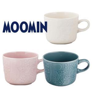 ムーミン マグカップ 380ml クリーム ピンク ビリジアン おしゃれ 女性 誕生日 結婚祝い プレゼント 日本製 kintouen