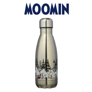 ムーミン 真空ボトル ファミリー 350ml おしゃれ 女性 誕生日 結婚祝い プレゼント 日本製|kintouen