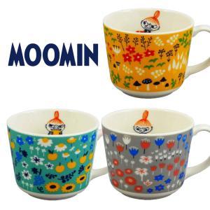 ムーミン ミニマグカップ 250ml イエロー グレー ブルー おしゃれ 女性 誕生日 結婚祝い プレゼント 日本製 kintouen
