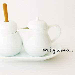 ミルク ポット 食器 おしゃれ 小物 ひょうたんをモチーフに制作 縁起物 白磁 フクベ|kintouen
