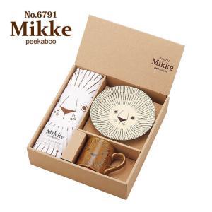 食器セット おしゃれ プレゼント サンゴー ミッケ タオル付モーニングセット 結婚祝い 誕生日 kintouen