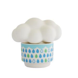 加湿器 エコ ECO 自然気化式 スウセラ 雲 加湿器 グリーン 吸水 蒸発 殺菌効果