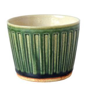 和食器 そばちょこ 緑  おしゃれ 美濃焼 日本製|kintouen
