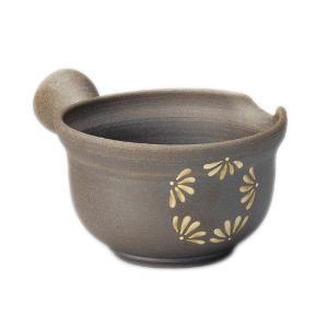 常滑焼 急須 4-313 豊 焼〆花手まり 湯冷まし 350ml 美味しいお茶のひと工夫 日本製 箱入り T565 kintouen