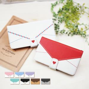 手帳型ケース iPod TOUCH 7 6 5 ケース /ラブレター 手紙 ハート/iPod TOU...