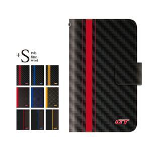 スマホケース 手帳型 Galaxy S8+ 携帯ケース スマホカバー ギャラクシーs8プラス sc-03j メンズ カーボン 車|kintsu