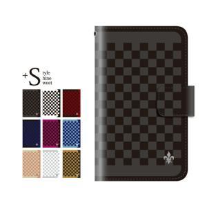 スマホケース 手帳型 galaxy s9 ケース 携帯ケース スマートフォンケース ギャラクシーs9 カバー au チェック kintsu