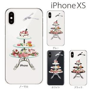 スマホケース iphonexs スマホカバー 携帯ケース アイフォンxs TPU素材 カバー スウィートロマンティック|kintsu
