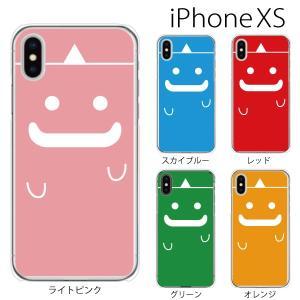 スマホケース iphonexs スマホカバー 携帯ケース アイフォンxs TPU素材 カバー おばけ|kintsu