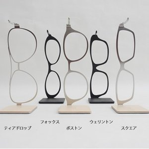 meganeHanger Glasses <メガネハンガー グラシーズ> ボストンHL/ヌメ|kinzokuoh