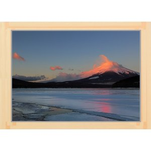 富士山  Mt FUJI   世界遺産    0035  A2 size