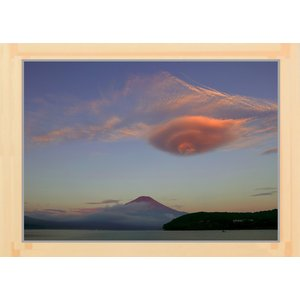 富士山  Mt FUJI   世界遺産    0036  A2 size