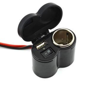 バイクUSBソケット USBポート シガーソケット カーチャージャー|kira-bsmile