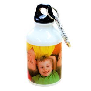 フルカラー アルミマウンテンボトル オーダーメイド 子供の絵 ロゴ 名入れ ペット 写真 オリジナルデザイン kira-bsmile