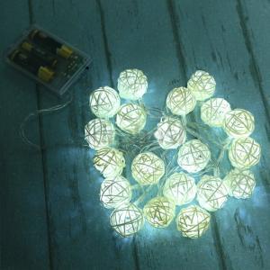 商品名:クリスマスライト LED 20球 クリスマス 飾り 雑貨 LED20球 イルミネーションライ...