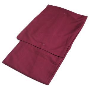 洗える着物 絽 色無地 エンジ 4Lサイズ 紳士 メンズ 男性 夏着物 絽着物|kirakukai