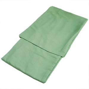 洗える着物 絽 色無地 グリーン 4Lサイズ 紳士 メンズ 男性 夏着物 絽着物|kirakukai