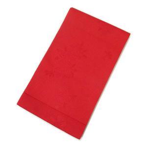 訳あり 浴衣帯 桜(赤) アウトレット OUTLET 半帯 半巾帯 浴衣 帯 単衣帯 ゆかた レディース kirakukai