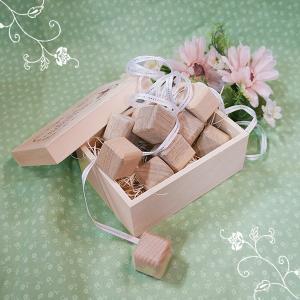 楠キューブ・12個入り★お風呂用★リラックス*アロマ*楠のいい香り*バス入浴剤乾燥させて何度でも使用できます|kirakuya-yshop