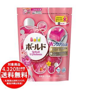 [売り切れました] ボールド ぷにぷにっとジェルボール エレガントブロッサム&ピオニーの香り つめかえ用 18個入り 437g P&Gジャパン|kirakuya